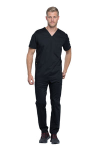 Cherokee Revolution WW603 Men's V-Neck Scrub Top