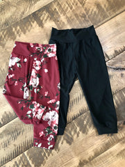 Sunday Floral Joggers