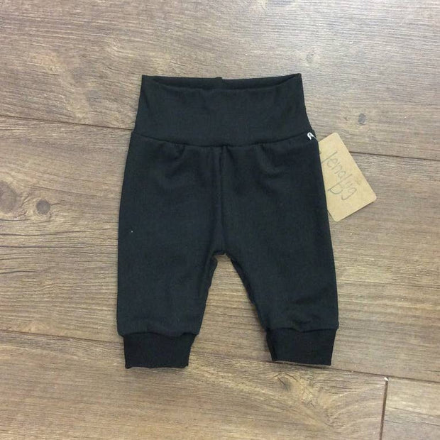 Black Baby Joggers