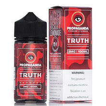 Load image into Gallery viewer, Propaganda E-Liquid - Truth