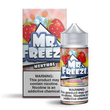 Load image into Gallery viewer, Mr. Freeze eLiquid - Strawberry Lemonade Frost