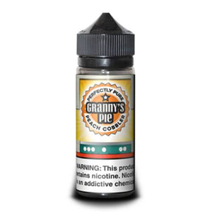 Granny's Pie eLiquid - Peach Cobbler