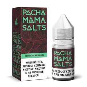 Pachamama E-Liquid Salts - Strawberry Watermelon