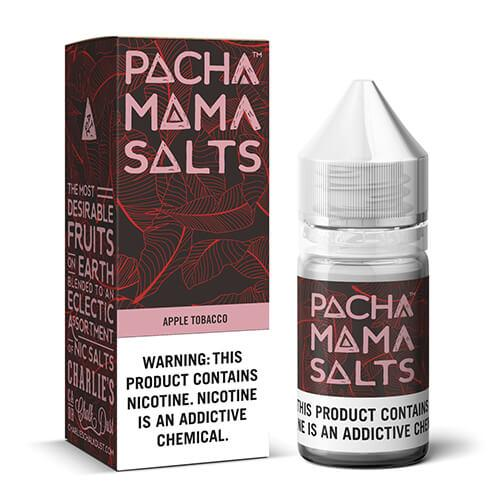 Pachamama E-Liquid Salts - Apple Tobacco