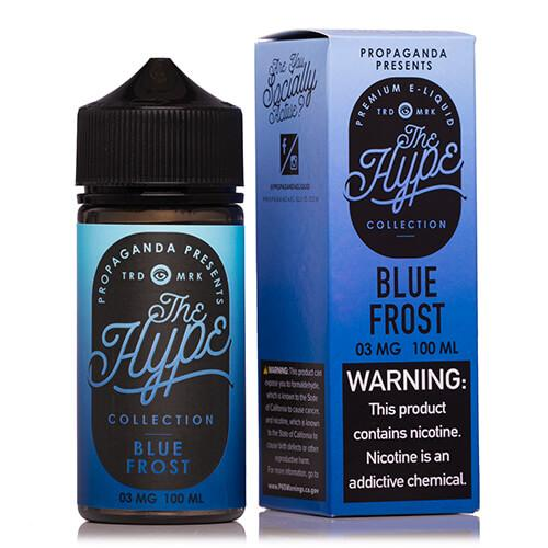 Propaganda E-Liquid The Hype Collection - Blue Frost