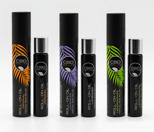 PURE CBD ROLL-ON OIL