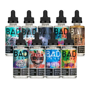 BAD DRIP E-LIQUID SERIES 60ML
