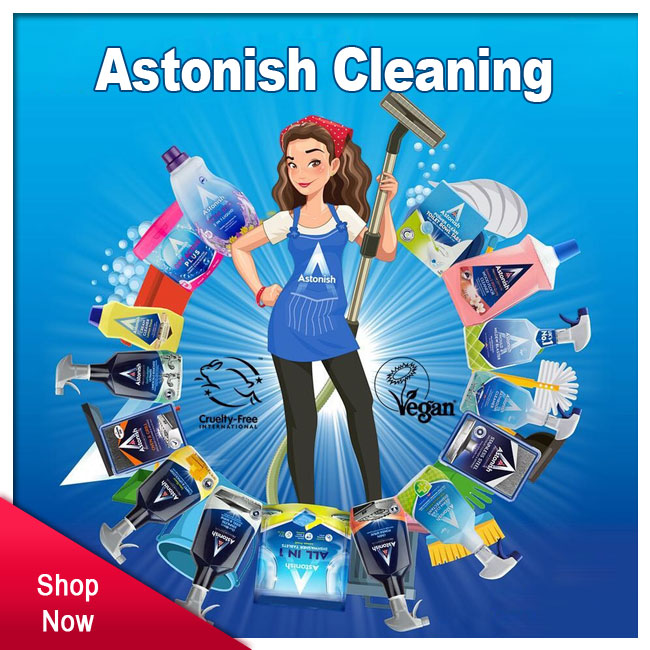 Astonish Wholesale