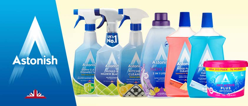 Astonish Wholesale UK