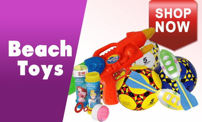 Beach Toys Wholesale