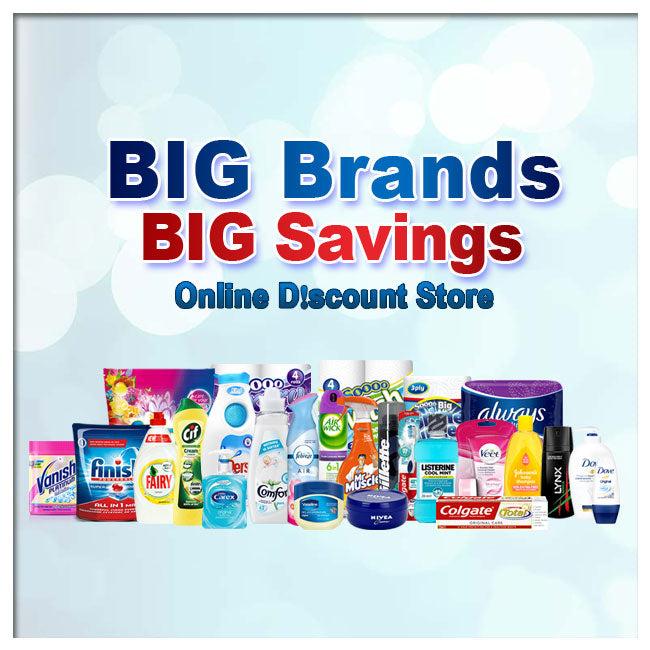 Big Brands Big Savings