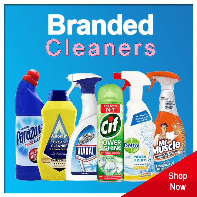 Branded Cleaners