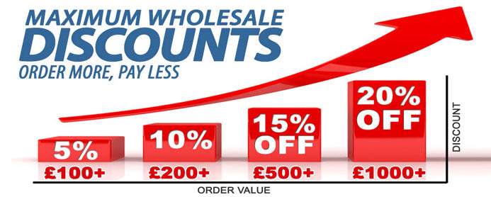 Huge Discount Wholesale Offer
