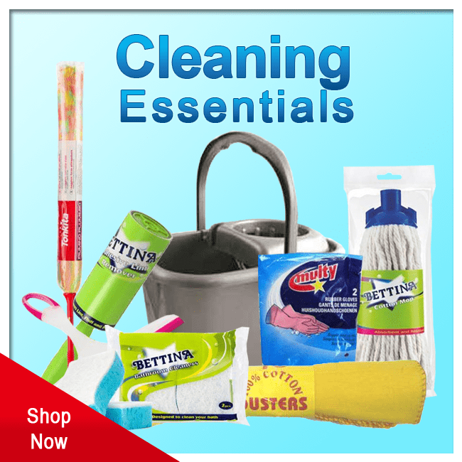 Cleaning Essentials Wholesale