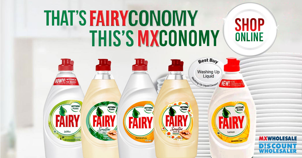 Fairy Liquid Deals