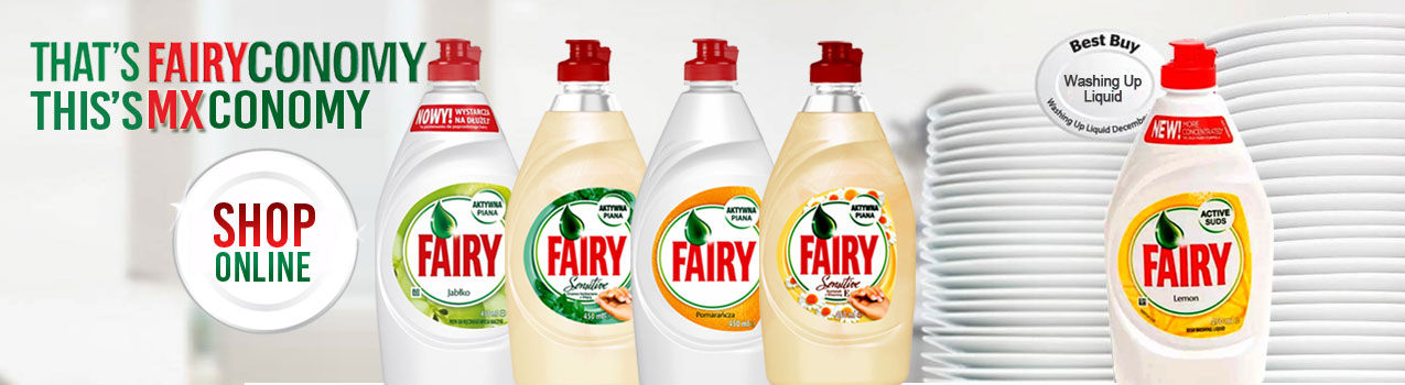 Fairy Liquid Wholesale