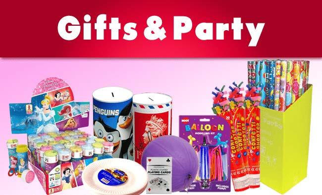 Gifts & Party Wholesale