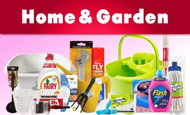 Home & Garden Wholesale