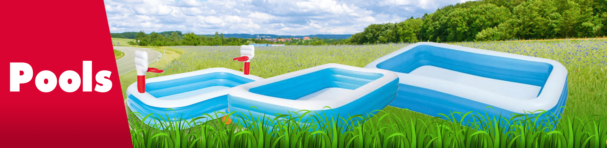 Inflatable Pools Wholesale