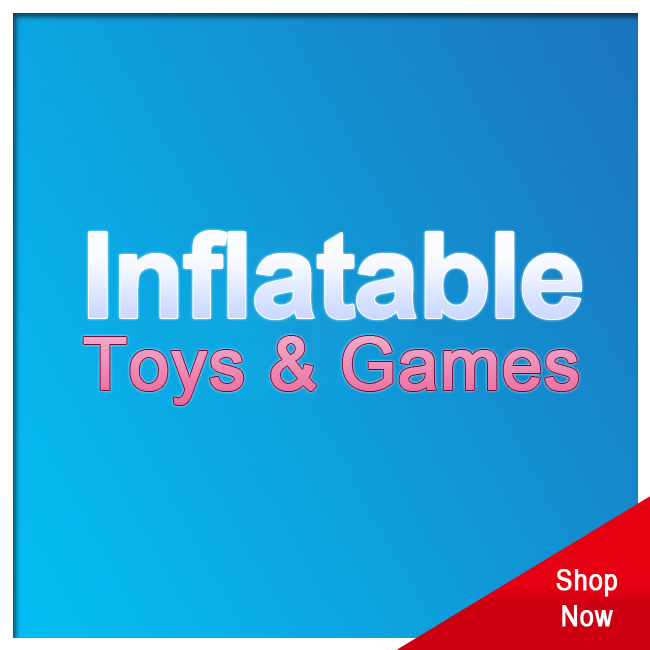 Inflatable Toys & Games Wholesale