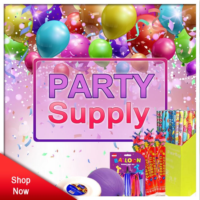Party Supply Wholesale