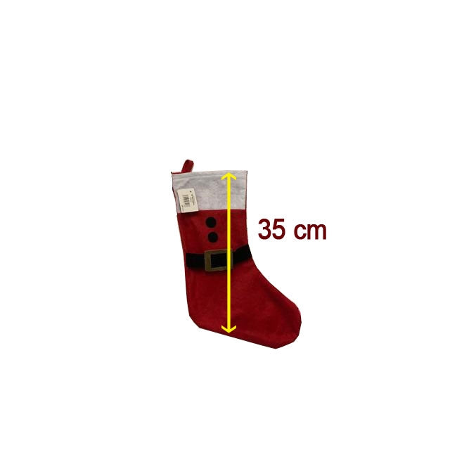 Santa Design Stocking