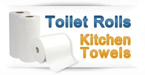Toilet Rolls Kitchen Towels Wholesale
