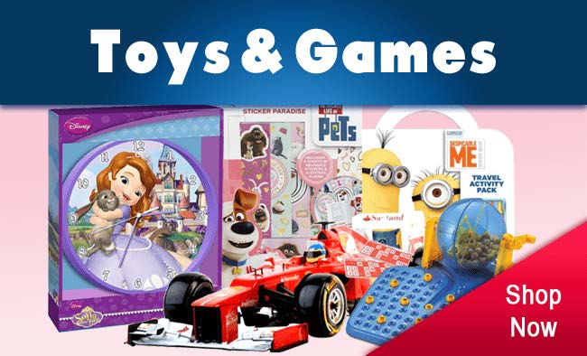 Toys & Games Wholesale