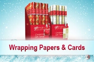Wrapping Paper & Cards
