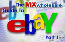 Ebay MX Wholesale how to guide