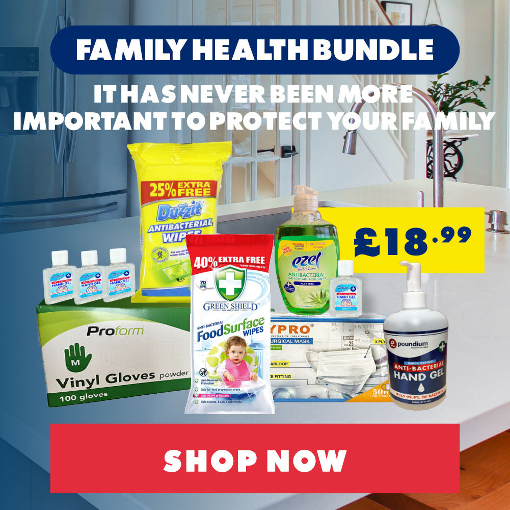 Family Protection Health Bundle Kit