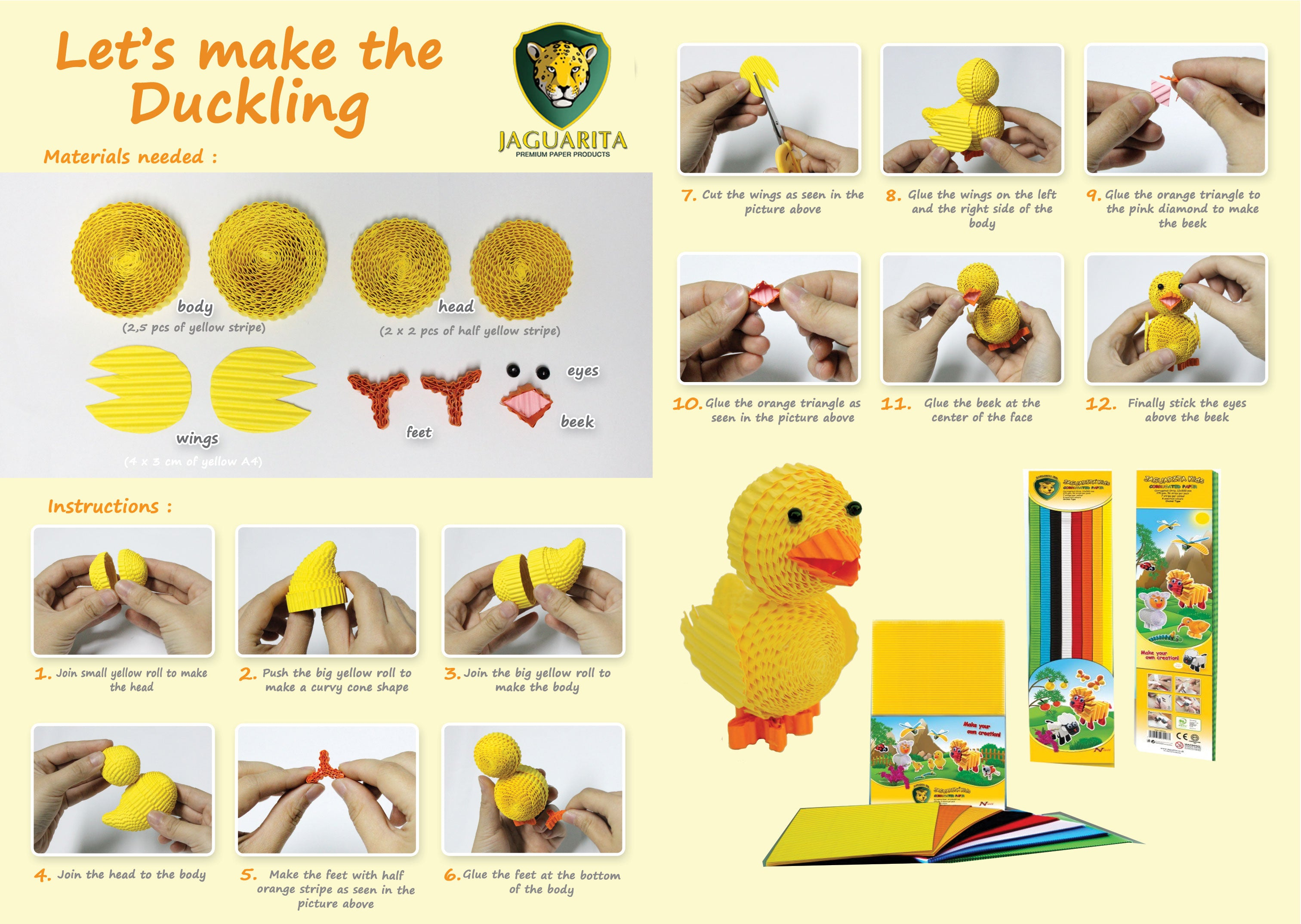 how-to-make-an-easter-chick-wholesale
