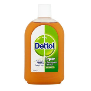 Dettol Antiseptic Disinfectant Liquid Original 500ml