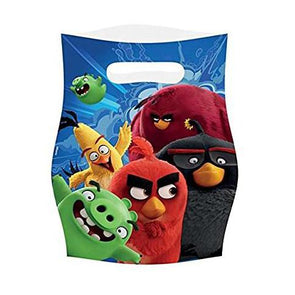 Angry Birds Movie Loot Party 8 Bags