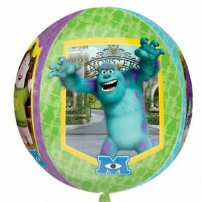 "Disney Monsters University Orbz Balloon 18"" (45cm) - Case of 5"
