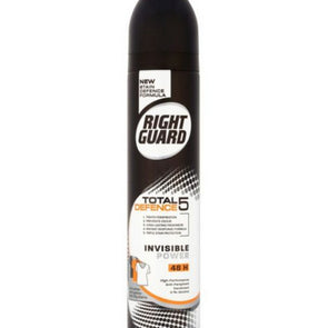 Right Guard TD5 Invisible 250ml