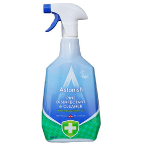 Astonish Disinfectant Cleaner with Natural Pine Oils 750ml - Case of 12