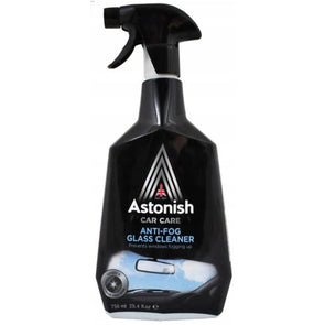 Astonish Car Care Anti Fog Glass Cleaner 750ml