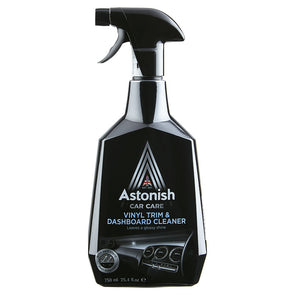 Astonish Car Care Vinyl Trim & Dashboard Cleaner 750ml