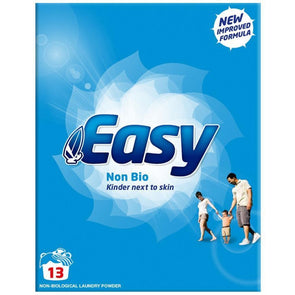 Easy Washing Powder 13 Wash Non Bio 884g