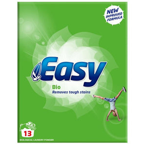 Easy Washing Powder 13 Wash Bio 884g
