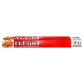 Essential Kitchen Foil 8 Meters x 450mm