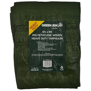 Green Jem Heavy Duty Tarpaulin