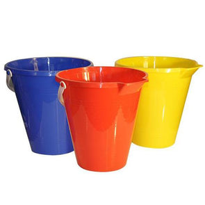 Bucket 9 inch With Pourer