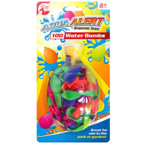 Aqua Alert Water Bombs 100 Pack