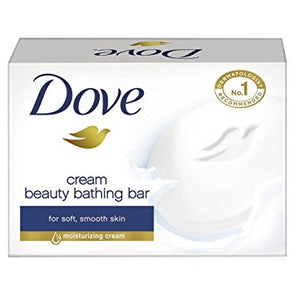 Dove Cream Beauty Bar Soap Singles 100g