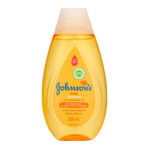 Johnson's Baby Shampoo 200ml - Case of 6