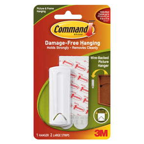 3M Command Wire-Backed Picture Hanger