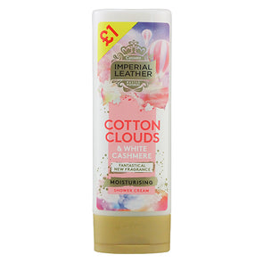 Imperial Leather Shower Cream Cotton Clouds 250ml