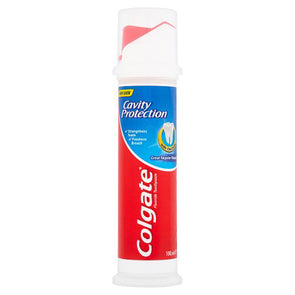Colgate Regular Cavity Protection Toothpaste Pump 100ml